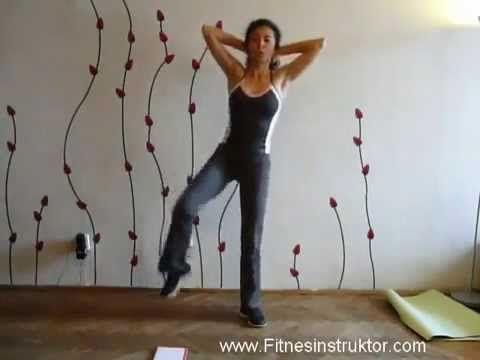 1 haftada 5 kilo verdiren egzersiz bacak kalça egzersizleri hareketler hareketleri video - YouTube