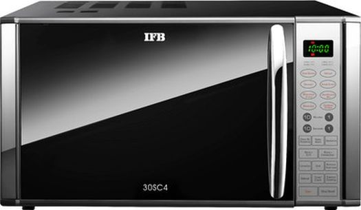 IFB 30SC4 30 L Convection Microwave Oven(Metallic Silver)