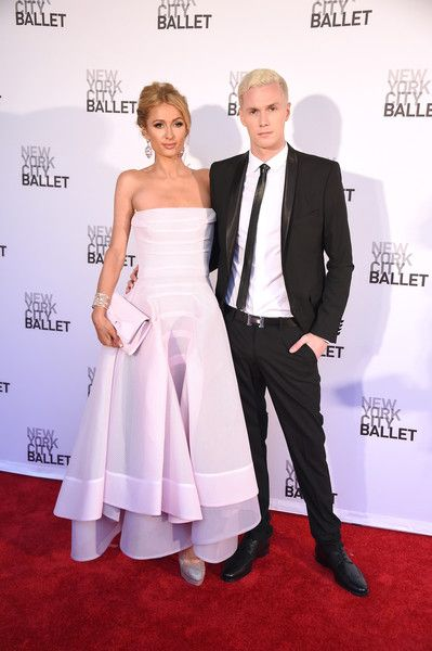 Paris Hilton Photos Photos - Paris Hilton and Barron Hilton attend New York City Ballet's Spring Gala at David H. Koch Theater at Lincoln Center on May 4, 2016 in New York City. - New York City Ballet's Spring Gala