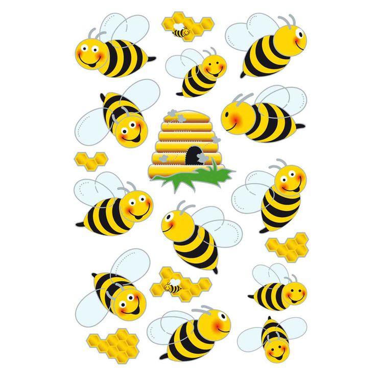 09569003227 Αυτοκόλλητα Μελισσούλες 3D