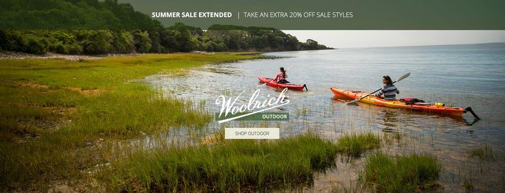 WOOLRICH® The Original Outdoor Clothing Company