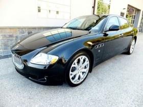 Maserati Quattroporte - Maserati Quattroporte For Sale - Global Autosports