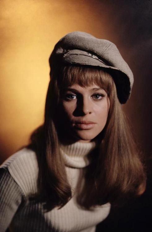 "Julie Christie had two roles in ""Fahrenheit 451"" as Linda and Clarisse"