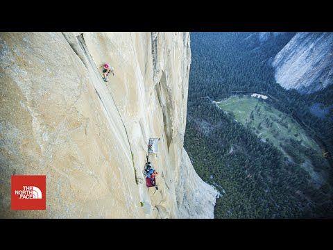 Video: Emily Harrington Sends El Cap's Golden Gate (5.13) - Climbing | Climbing