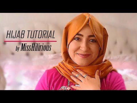 Hijab Tutorial 2015 | Easy Hijab Tutorial | Turkish Hijab Style - Hijab ...