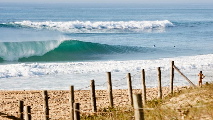 Hossegor, France Hossegor is truly one of the best surfing destinations in Europe. Its waves are powerful – sometimes even brutal, but it is for many the best surfing spot in the west of France. It is easily accessed by car from Biarritz, which is merely 42 kilometers away.  https://www.spottocamp.com/en/search?q=Hossegor%252C%2520France&lng=-1.3976871&lat=43.6646192&utm_content=buffer77ab9&utm_medium=social&utm_source=pinterest.com&utm_campaign=buffer  #hossegor #france #camping…