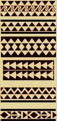 Hawaiian Kapa Pattern