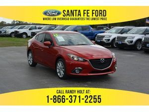 2015 Soul Red Metallic Mazda Mazda3 s Touring 38235P