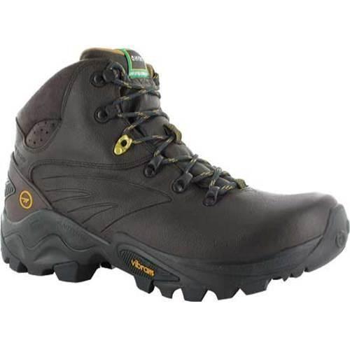 Men's Hi-Tec V-Lite Flash Hike I Waterproof Hiking Boot Chocolate/Core