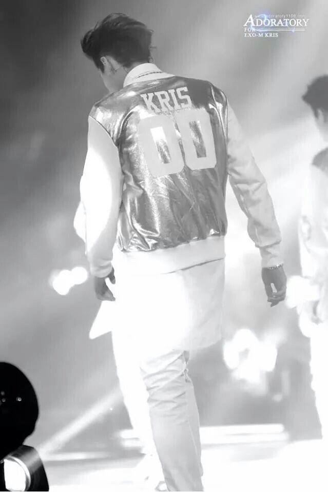 Kris back