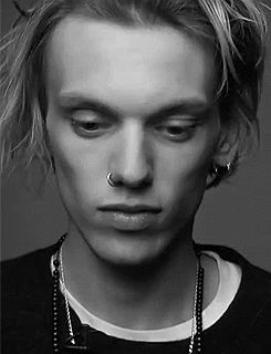 """I don't mind if people are saying nasty things about me behind my back - I just don't want to know about them.' - Jamie Campbell Bower"
