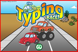 Typing - Interactive Learning Sites for Education
