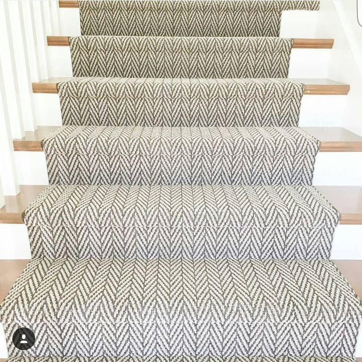 "74 Likes, 4 Comments - Tuftex Carpets of California (@tuftexcarpets) on Instagram: ""Only Natural color Chateau looks so timeless on @emilyadamsondesigns staircase.  #tuftex #carpet…"""