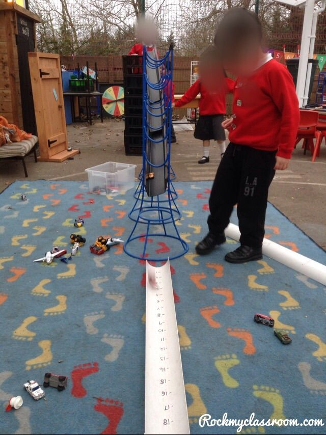 Integrating numbers and ramps into car play.