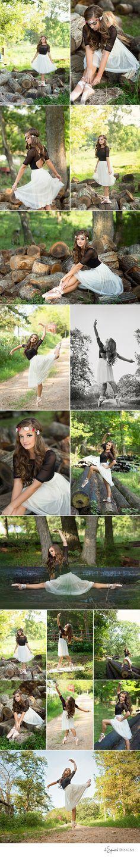d-Squared Designs St. Louis, MO Senior Photography. Senior ballet photoshoot. Senior dancer. Outdoor dancing. Ballerina. Dance poses for senior pictures.