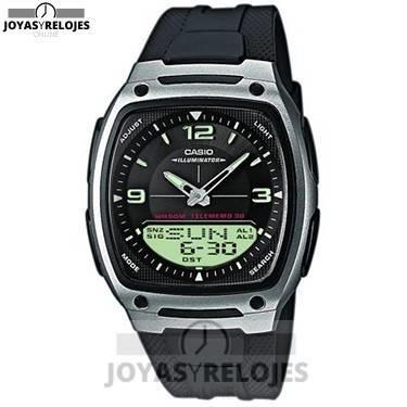 ⬆️😍✅ Casio AW-81-1A1VES ✅😍⬆️ Colosal Modelo de la Colección de Relojes Casio PRECIO 28 € En exclusiva en 😍 https://www.joyasyrelojesonline.es/producto/casio-aw-81-1a1ves-reloj-analogico-digital-de-caballero-de-cuarzo-con-correa-de-resina-negra-cronometro-alarma-luz-sumergible-a-50-metros/ 😍 ¡¡Ofertas Limitadas!!