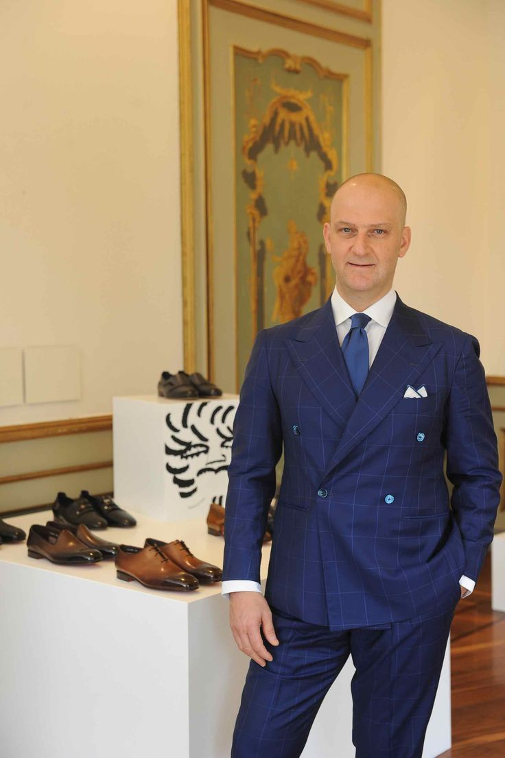 Giuseppe Santoni #Santoni #Santoni4Men #SantoniSS17 #MFW #Dilettevole #GiuseppeSantoni
