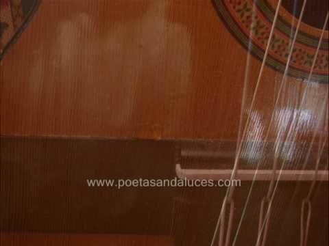 Poetas Andaluces, Guitarra del mesón, Antonio Machado, en la voz de Serrat