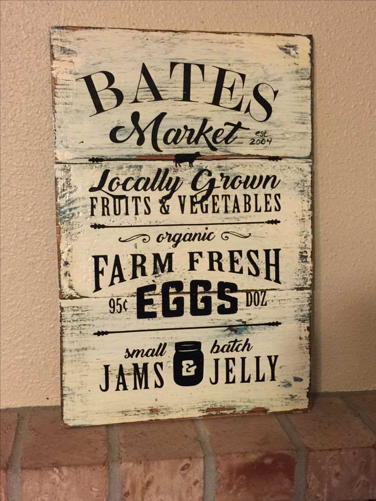 Farmhouse Clutter- custom handmade sign, made on reclaimed wood- can customize color and name for your family, contact us on Facebook