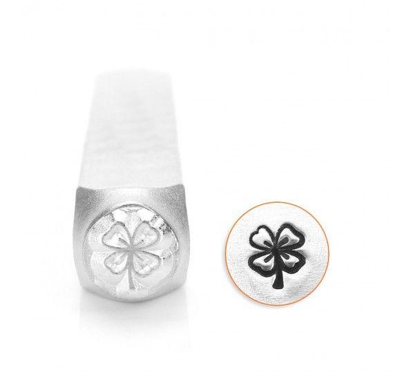 Impressart Symbols & Designs Four Leaf Clover, 6mm