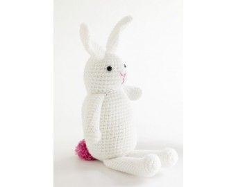 Bella the Bunny Pattern