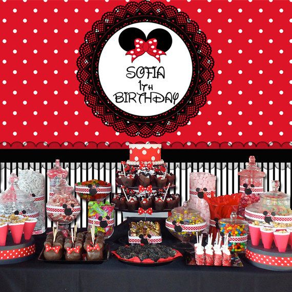 Hey, I found this really awesome Etsy listing at https://www.etsy.com/listing/253913015/sale-minnie-mouse-printable-backdrop