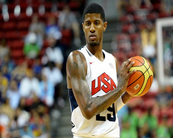 Paul George Injury: Leaves USA VS China Game With Left Calf Strain - http://www.morningledger.com/paul-george-injury-left-calf-strain/1387661/