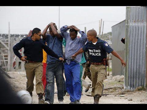 Crime in South Africa Full Documentary