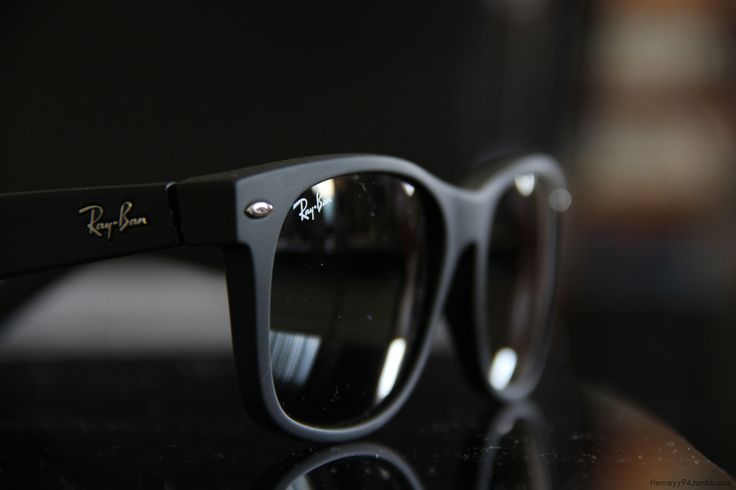 matte wayfarers. these are my fave and they do them in a small to fit my skinny head