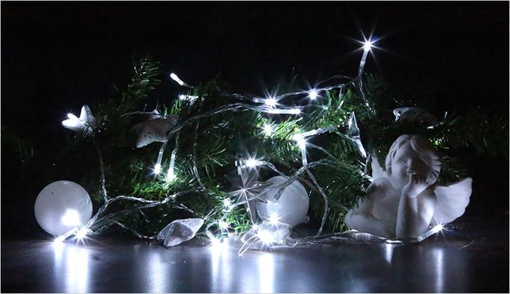 Lampki świąteczne 30 LED - 5m Polandi