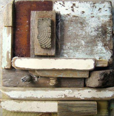 weathered: Wood Art, Art Propeller, Reclaimed Wood, Art Inspiration, Mixed Media, Art Ngaio, Ngaio Lenz, Ngaiolenz Wood, Assemblage Art