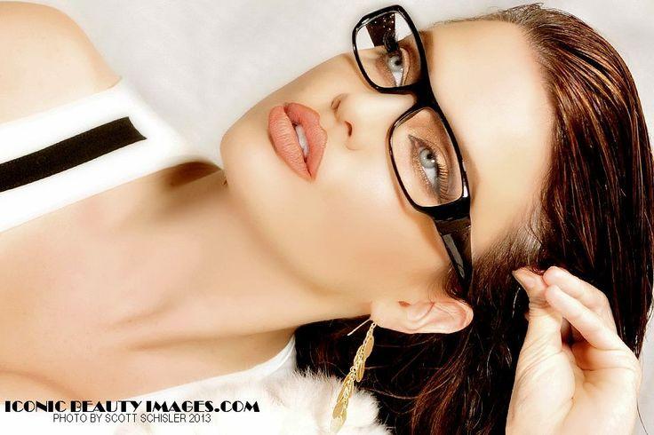Sexy reading glasses :)