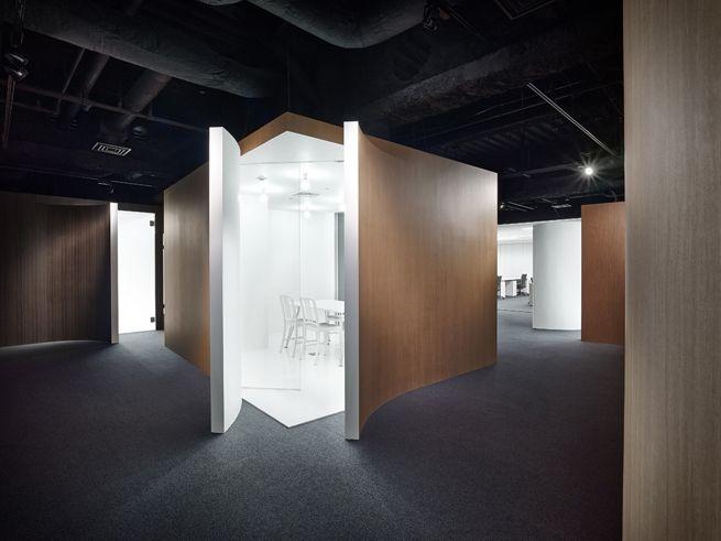 Nendo - Spicebox office Tokyo