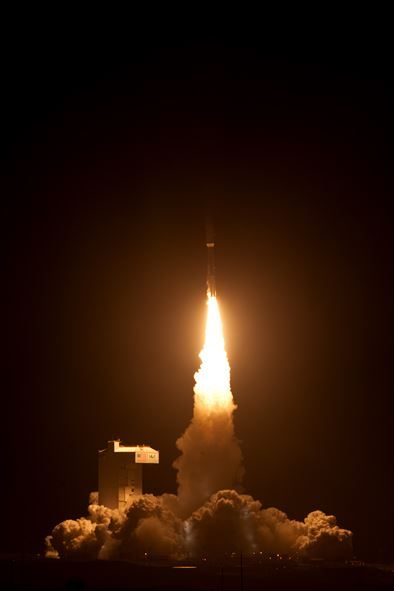 What's the Air Force up to these days?  A United Launch Alliance Atlas V rocket carrying a National Reconnaissance Office payload launches, Dec. 12, 2014, at Vandenberg Air Force Base, Calif.