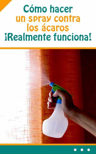 #cómohacer un #spray #contra los #ácaros ¡Realmente funciona! #DIY #remedio #alergia