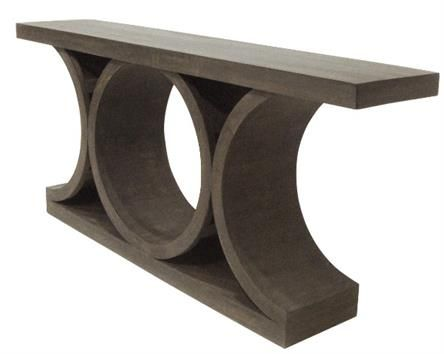 Double Lagerfeld Console