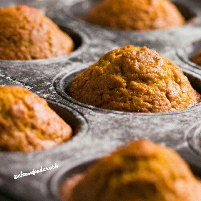 Grain-Free Pumpkin Muffins - All Natural & Delicious Recipe | Clean Food Crush