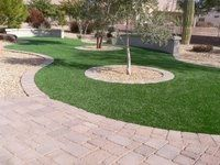 Synthetic Lawns, Artificial Grass and Back Yard Putting Greens Photo Gallery - www.SyntheticGrassStore.com