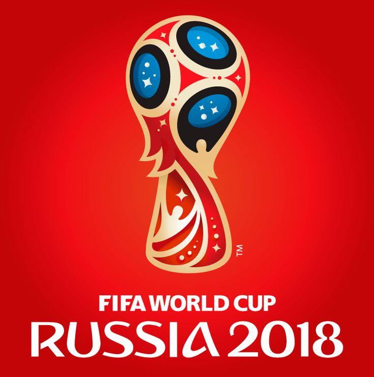 Logo de la copa del mundo Rusia 2018, en vector e imagen normal. Descarga gratis.