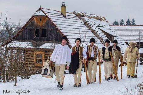 "Village winter ""Betlehemci"""