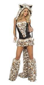 Костюм леопарда для взрослых