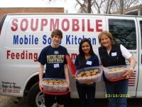 "SoupMobile is a non-profit, mobile soup kitchen feeding, sheltering, and caring for the homeless in Dallas. When Jesus said ""Feed MY Sheep"", we believe that He also meant love, compassion and shelter."