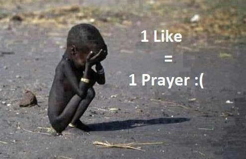 Pray... :(