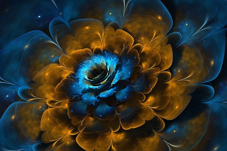 The Floral Nebula by ChristopherPayne on DeviantArt