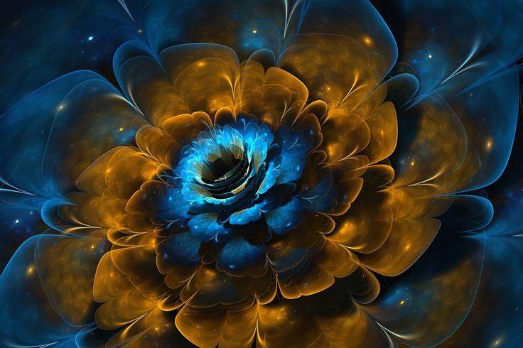 The Floral Nebula by ChristopherPayne on DeviantArt