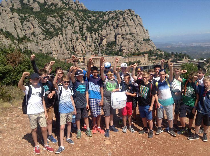 Year 8 Spanish trip to Barcelona 2017