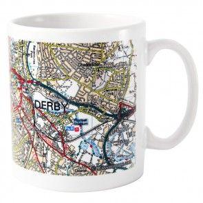 Map Gift Mug
