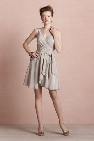 Fantastic bridesmaid dress! Ebb & Flow dress by Anthropologie's BHLDN line.