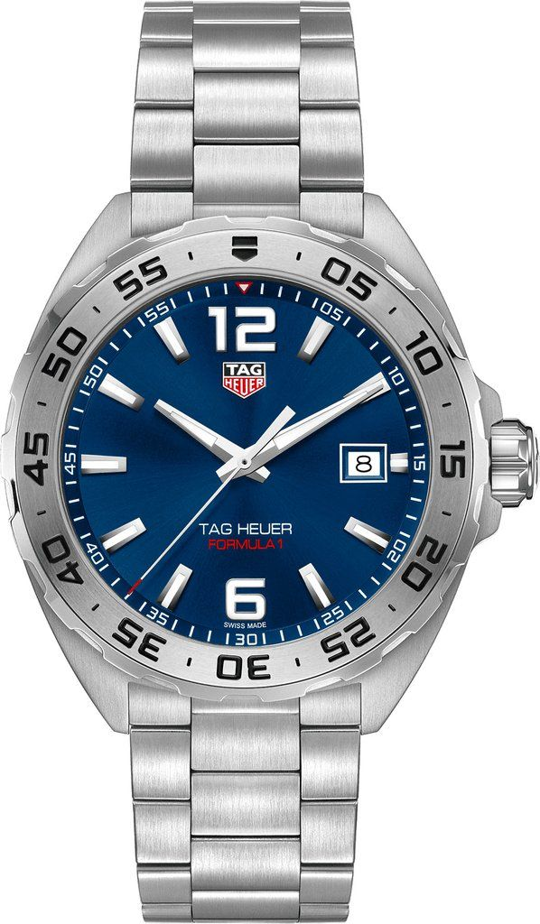 TAG Heuer Watch Formula 1 #add-content #basel-18 #bezel-unidirectional #bracelet-strap-steel #brand-tag-heuer #case-depth-mm #case-material-steel #case-width-41mm #date-yes #delivery-timescale-call-us #dial-colour-blue #discount-code-allow #gender-mens #luxury #movement-quartz-battery #new-product-yes #official-stockist-for-tag-heuer-watches #packaging-tag-heuer-watch-packaging #sihh-geneve-2018 #style-dress #subcat-formula-1 #supplier-model-no-waz1118-ba0875
