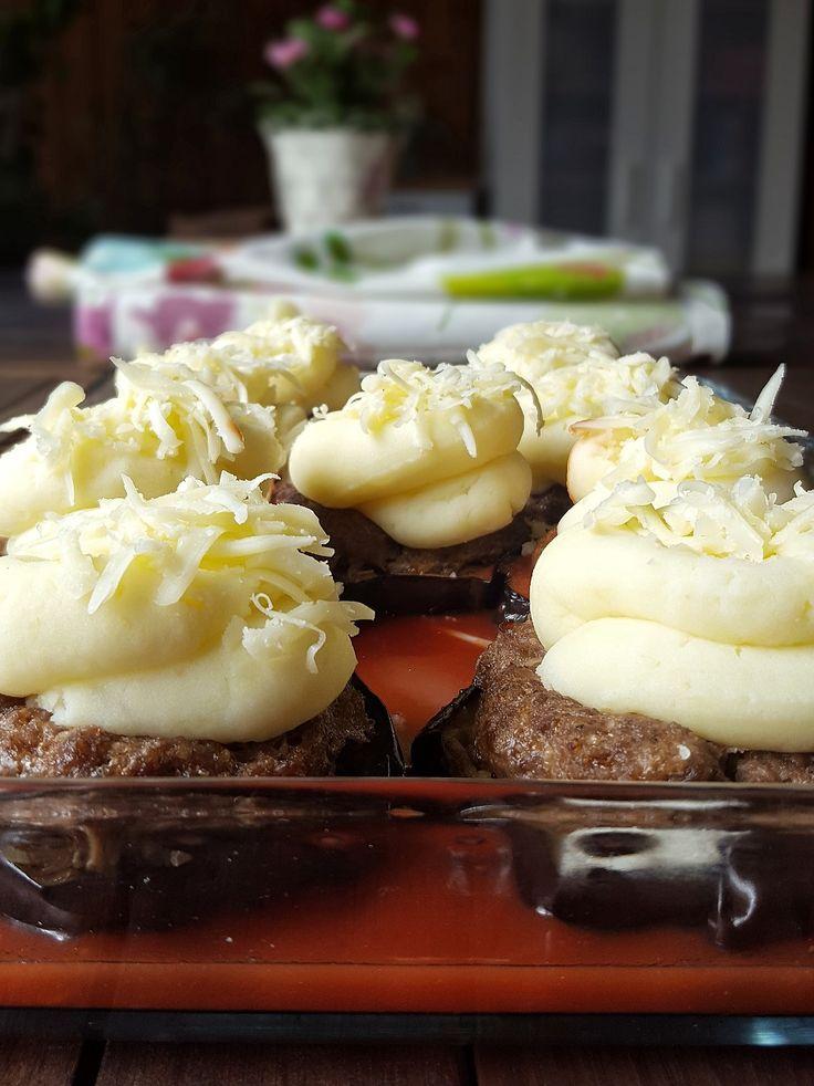 Patlıcanlı Köfte Kebabı | Zübeyde Saraçoğlu